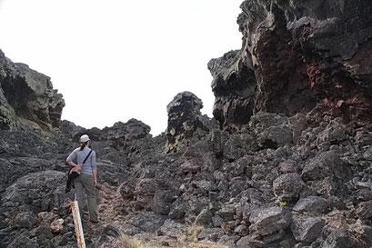 Pali Aike N.P. - Vulkane