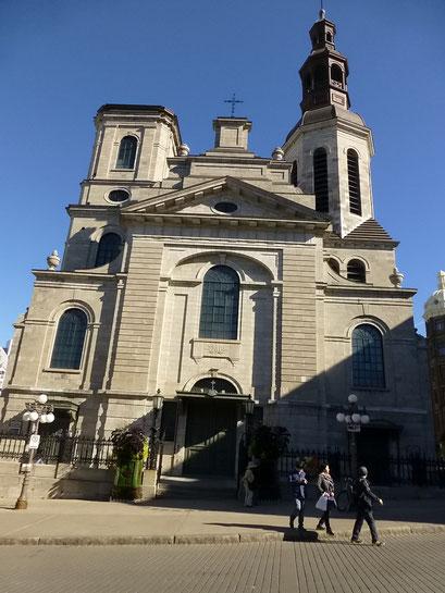 Basilika Notre-Dame, Québec City