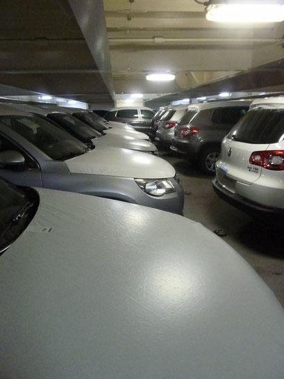 Alles VW für Südamerika