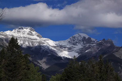 Berge um Banff
