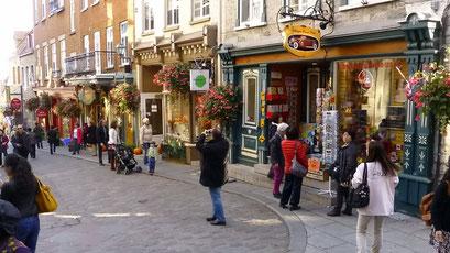 Altstadt Québec City