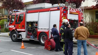 Deutsche Feuerwehr Concepcion