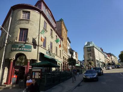 Altstadt Quebec City