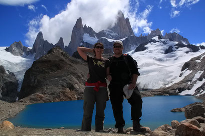 ... und nochmals Cerro Fitzroy