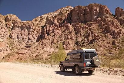 Canyon Atuel