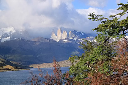 Torres del Paine N.P. - Los Torres