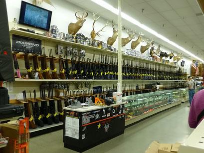 Was man alles in einem Hardware-Store kaufen kann...