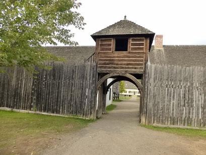 Freilichtmuseum Fort William, Ontario