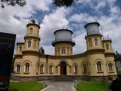 Quito - Observatorium