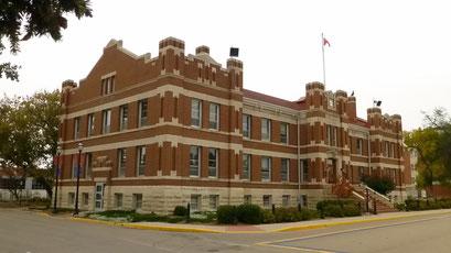 Hauptquartier der Royal Canadian Mounted Police, Regina, Saskatchewan