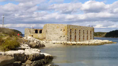 Fort Popham State Historic Site, Maine