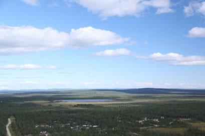 Pyhätunturi National Park