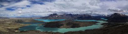 Lago Belgrano - Perito Moreno N.P.