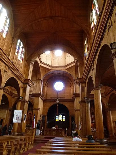 Holzkirche von Castro