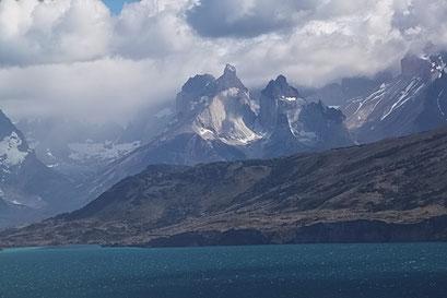 Torres del Paine N.P. - Los Cuernos