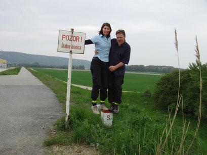 Sprung in die Slowakei