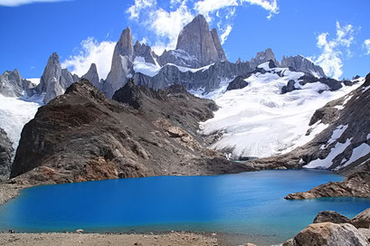 Lago de los Tres