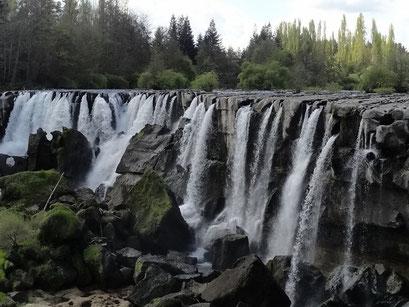 Wasserfall von Las Lajas