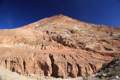 Cerro Rico, der Silberberg...
