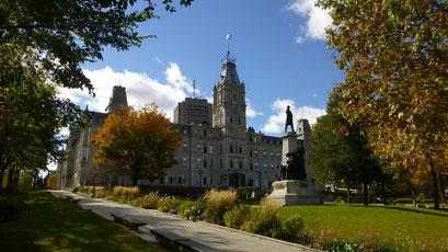 Parlamentsgebäude, Québec City