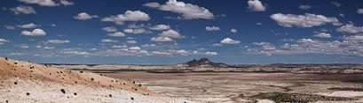 Bosco Petrificado N.P. - So viel Landschaft!