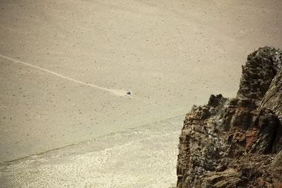 Unser Auto - Cerro Leon - Perito Moreno N.P.