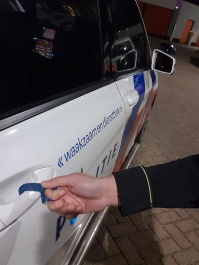 Bij de politie worden ze al gebruikt