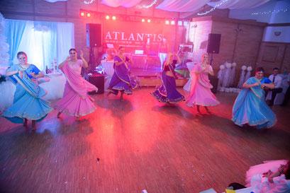 Unterhalting & Tänze auf der hochzeit