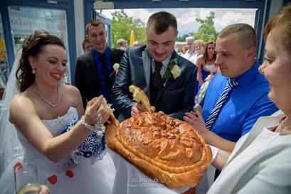 Tamada für die russische Hochzeit