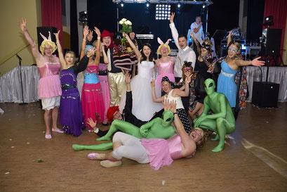 Musikgruppe für die Hochzeit finden