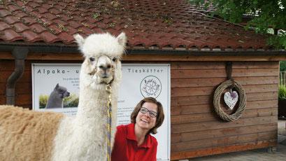 Willkommen auf unserem Alpaka- und Lamahof