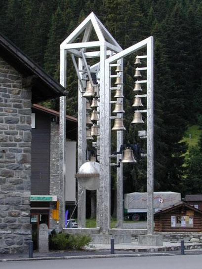 Morgin, le carillon