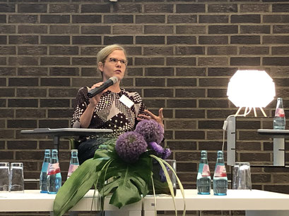 Maren Ewald (Hans und Ilse Breuer-Stiftung)  | Foto: IZGS der EHD