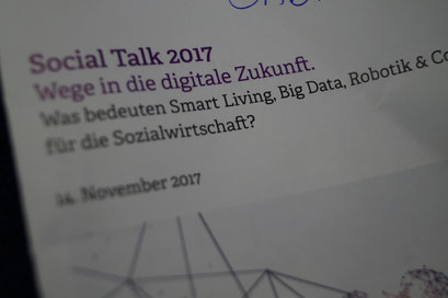 Social Talk 2017 © Sabine Schlitt, EKKW