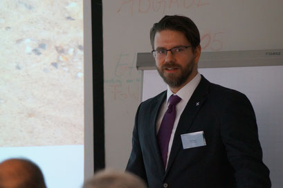 René Linek, Evangelische Bank | Social Talk 2016 © Sabine Schlitt, EKKW