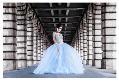 Campagne Photo pour R'Glam - Paris