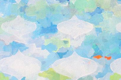 """strömung"" / Detail / 2015 / Carla Graupe"