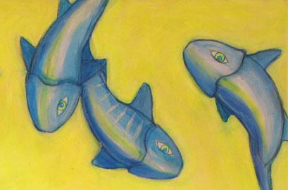 """urfa in yellow"" / Detail / 2015 / Carla Graupe"