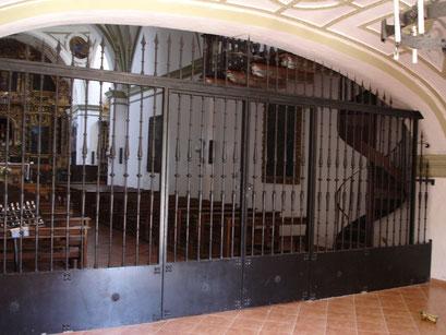 Ermita del Yugo Bardenas Reales