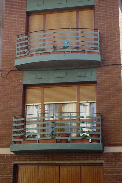 balcon modelo torsion