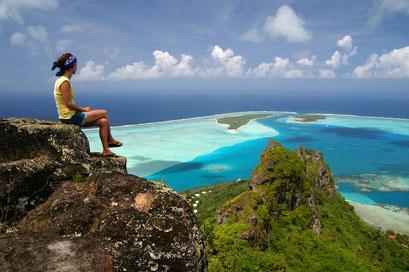 Maupiti ( Polynésie Française )