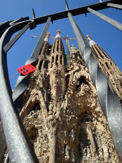 Floc a la Sagrada Família