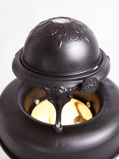 Lamp design 019 - 'observatorium' gesloten