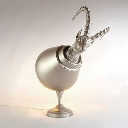 Lamp design 018 - vooraanzicht