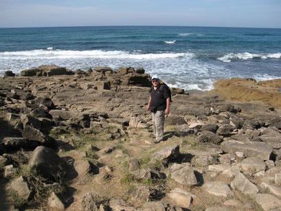 25.05.2014 Am indischen Ozean (St. Lucia Wetland Park)