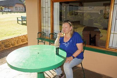 27.05.2014 Neue Adresse: Thendele Haus Nummer 11 (Royal Natal National Park)