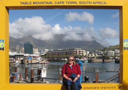 06.06.2014 Letztes Erinnerungsbild vom Tafelberg