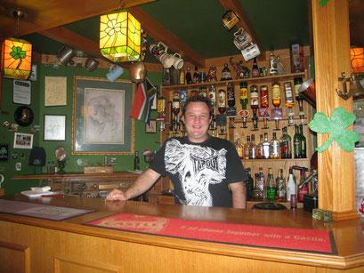 19.05.2014 Shamrock Arms Guest Lodge: Der Hausherr Jacko