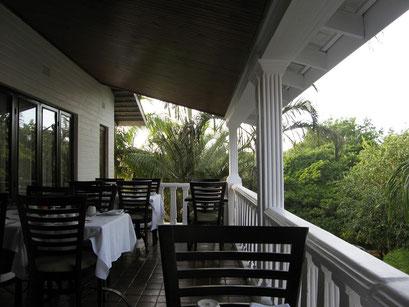 25.05.2014 Unterkunft in St. Lucia