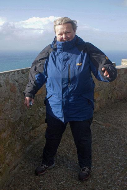 04.06.2014 Stürmischer Wind am Kap